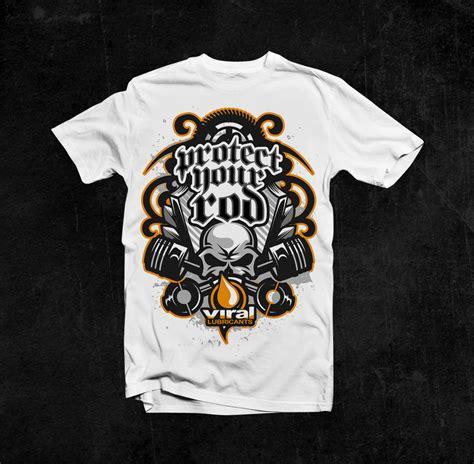 Bold, Modern, Screen Printing Tshirt Design For A Company