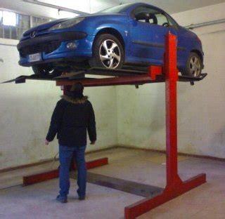 sollevatore auto per box sistemi parcheggio torino farpa torino sas ponti per