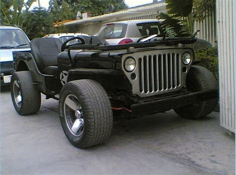 jeep lowered ford willys style jeep lowered flickr photo sharing
