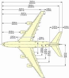 Airbus A380 Dimension Drawing At Getdrawings