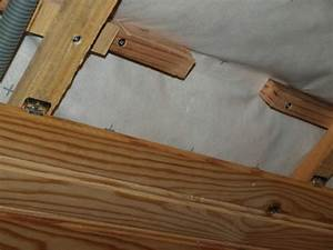 Poser Du Lambris Dans Les Combles : je pose du lambris au plafond ~ Premium-room.com Idées de Décoration