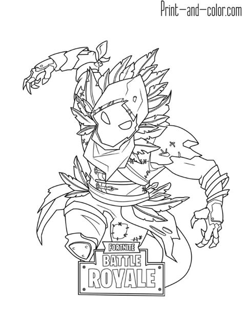 fortnite coloring pages print and color binder art in 2019 coloring pages coloring