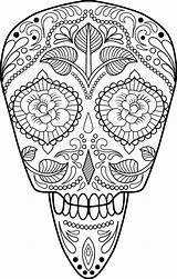 Skull Coloring Sugar Pages Skulls Dead Printable Heart Adults Adult Mandala Kidspressmagazine Candy Tattoo Sheets Stress Open Designs Colouring Activities sketch template