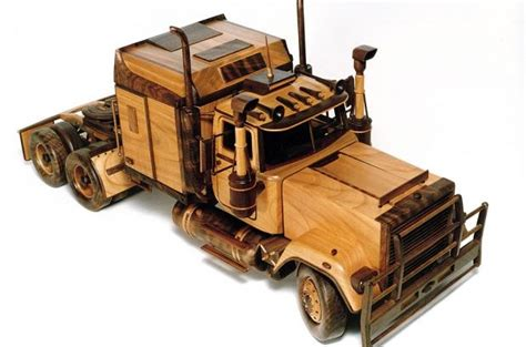 Wood Toy Fire Truck Plans Free