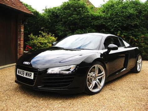 Audi R8 Quattro 6 Speed Manual With Only 27,000 Miles For