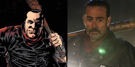 walking dead similarities  differences