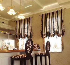 15 Classy Window Decorating Ideas  Balloon Curtains