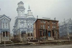 Alfred St. in Brush Park: A microcosm of Detroit's early ...