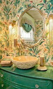 45 Best Tropical Bathroom Design Ideas You Will Love 38 ...
