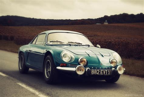 Renault A110 by Friday Renault Alpine A110 Swadeology