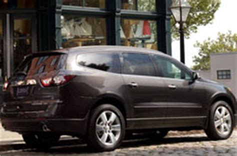 2014 Traverse Review & Compare  Traverse Prices Features