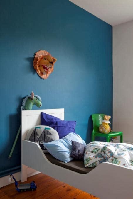 schilder je kinderkamer blauw colorabe