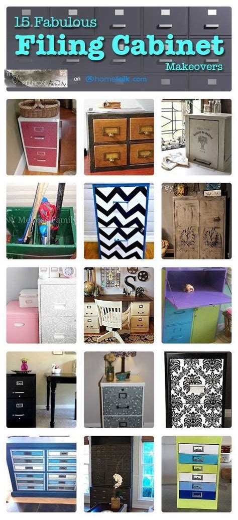 repurposed kitchen cabinets best 20 file cabinet makeovers ideas on 1884