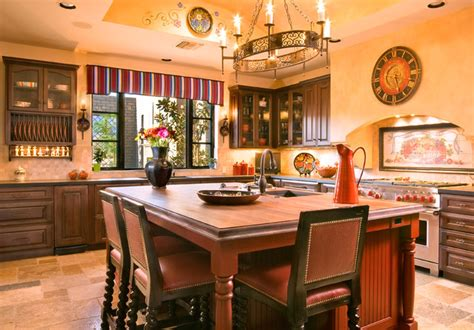 mexican style kitchen design mexican kitchen design kitchen design ideas 7483
