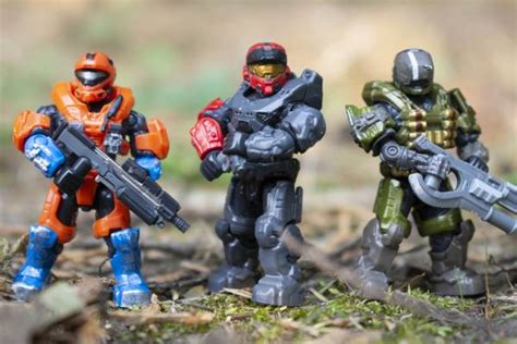 Share Project Next Generation of Soldiers   MEGA™ Unboxed