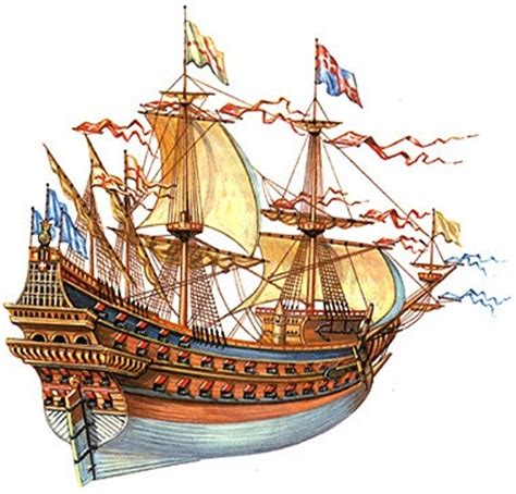 Barco Vikingo Animado by карабли мальтийского ордена