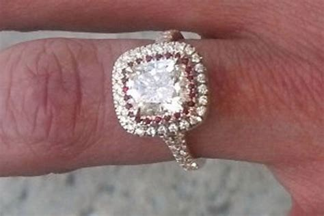 30k engagement ring won 39 t return 30k engagement ring after dumping others
