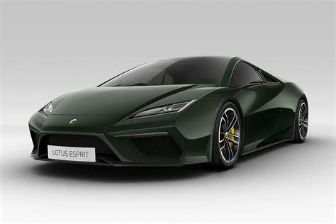 auto trend paris show lotus unveils  esprit elan