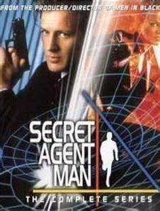 Secret Agent Man (TV Series) (2000) - FilmAffinity