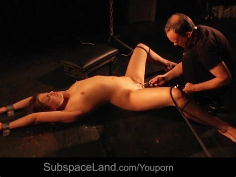Good Bondage Slave Mouth Dirty Of Cum In Bdsm Sub Unbearable Fuck Video
