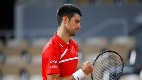 French Open 2020: Novak Djokovic beats Stefanos Tsitsipas ...