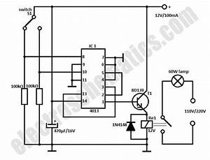Automatic Door Light Switch