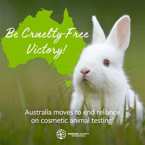 australian cosmetic animal test ban bill passes senate