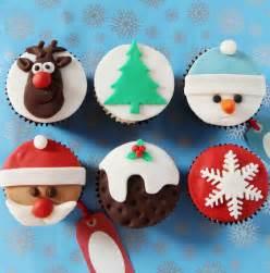 christmas cupcakes baking mad