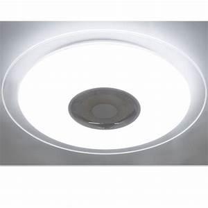 Deckenlampe Mit Lautsprecher : rgb led sternen himmel decken leuchte bluetooth lautsprecher fernbedienung lampe ebay ~ Eleganceandgraceweddings.com Haus und Dekorationen