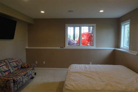 custom finished basement remodeling for ozaukee
