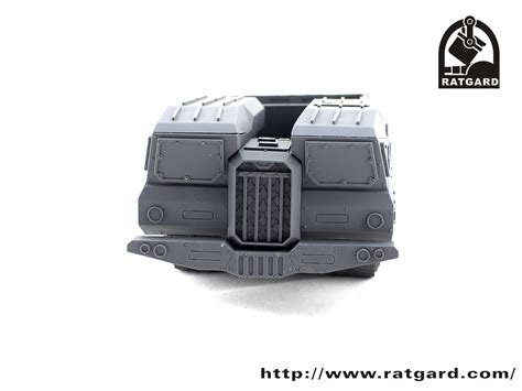 cr馥r bureau preview of cargo r a t heavy carrier ratgard miniatures design bureau