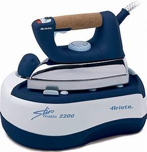Ariete Ferro da Stiro con Caldaia Professionale a vapore 6257 Stiromatic 2200 eBay