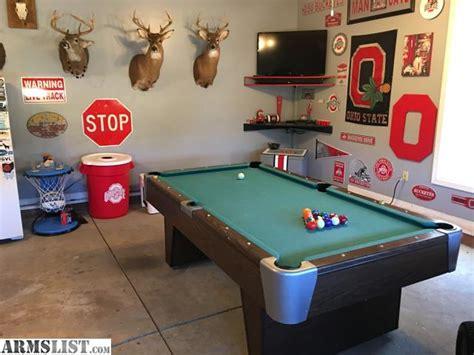7 slate pool table armslist for sale 7 39 slate pool table