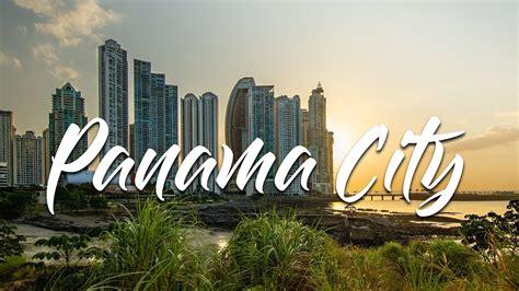 panama city pacific coast skyline hd youtube