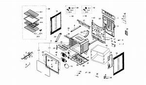 Samsung Electric Range Parts
