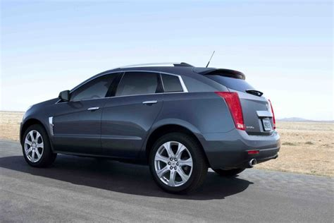 2011 Cadillac Srx Review And Rating