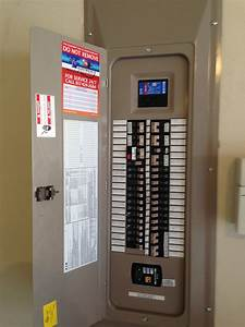Electrical Panel Installation Repair   Electric Panel ...