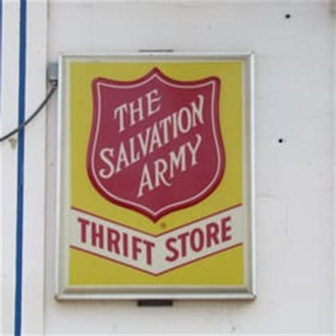 phone number for salvation army up the salvation army opportunity shop thrift 4291