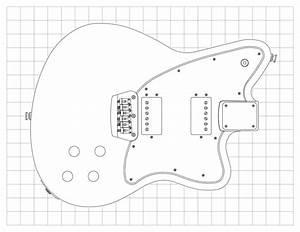 guitar kit builder june 2014 With fender jazzmaster body template
