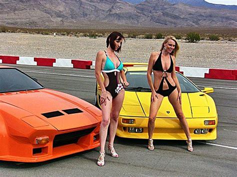 De Tomaso Pantera GTS & Lamborghini Diablo | De Tomaso ...