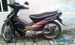 Jual Honda Supra X 2004