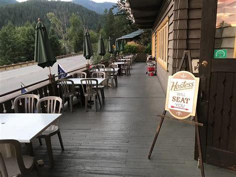 Belton Grill Dining Room & Tap Room, West Glacier