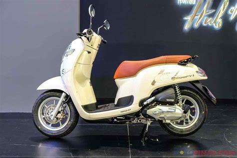 Honda Scoopy by Bims 2017 Honda Scoopy Gets Modern Updates Motorcycle News