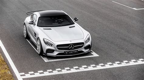 2017 Luethen Motorsport Mercedes Amg Gt 3 Wallpaper Hd
