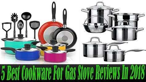 gas stove cookware