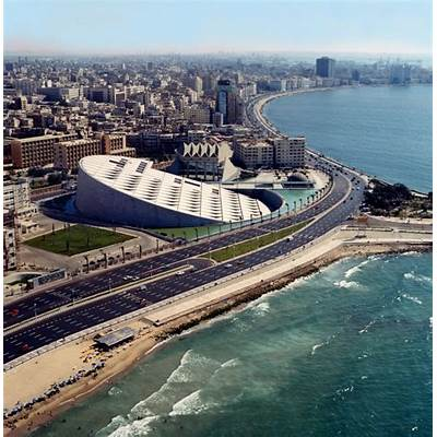 More than a Library: The Bibliotheca Alexandrina in