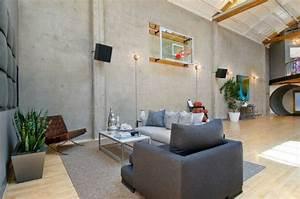Panier Basket Chambre : 13 fantaisies faire entrer dans son loft ~ Teatrodelosmanantiales.com Idées de Décoration