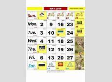 Jom Rancang Cuti Dengan Kalendar Kuda 2016 Cerita