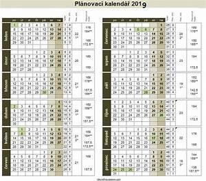 Plánovací kalendář 2018 Školení konzultace