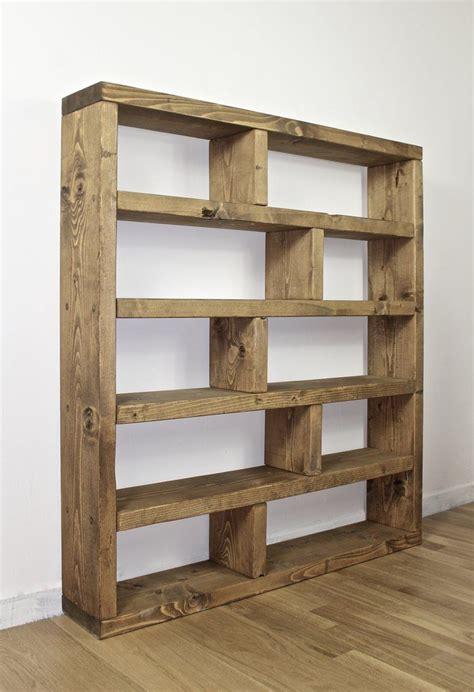 Bookshelves Uk by Rustic Lover Shelving Bookcase Unit Dining Snug Room